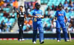 Live Cricket Score, India vs New Zealand, 2019 World Cup