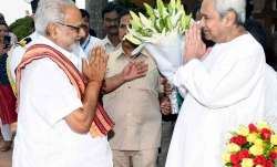 Odisha governor invites Naveen Patnaik after he stakes claim