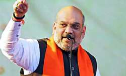 Home Minister Amit Shah