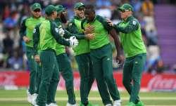 South Africa vs Afghanistan: Rabada removes Zazai early