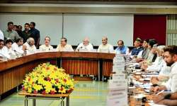 No meeting of opposition parties so far on floor strategy