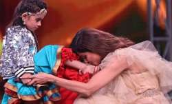 Super Dancer Chapter 3 winner: Shilpa Shetty kisses Rupsa