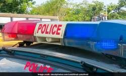UP Police Van Siren