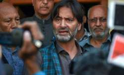 Yasin Malik admitted that the JRL and Hurriyat Conference