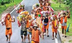 Haridwar borders sealed ahead of Kanwar Mela