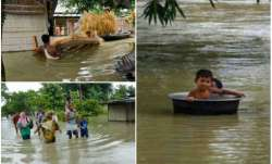 Bihar, Assam flood toll touches 174; widespread rains