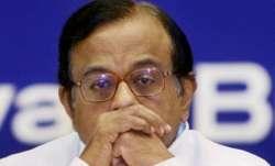 P Chidambaram/File Image