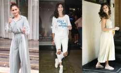 Bollywood actresses often give us fashion goals, hence,