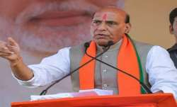 Talks with Pakistan? Only on PoK: Defence Minister Rajnath