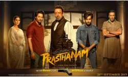 Prasthanam Movie Review: Big talents go to waste due to