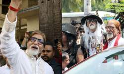 Amitabh Bachchan did a customary meet and greet sesssion
