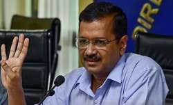 CCTV will be installed in 5,500 DTC and cluster buses, 3 in each, says Delhi CM Kejriwal