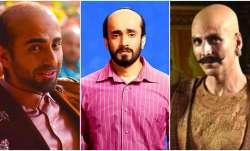 How bald looks of Bala, Ujda Chaman and Housefull 4 came out of one Mumbai studio