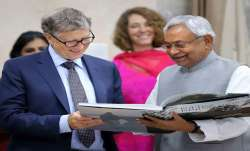 Bill Gates praises Bihar govt for efforts to fight poverty, disease