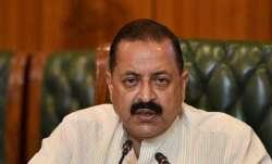 Unfair to describe Chandrayaan Mission as failure: MoS Jitendra Singh