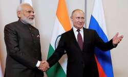Putin invites Modi for Victory Day celebrations in May