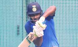 Sanju Samson missed out on a chance to play in front of the