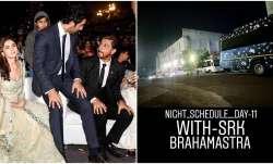 Brahmastra: Shah Rukh Khan shooting for cameo in Ranbir Kapoor, Alia Bhatt's film and here's proof