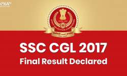 SSC CGL 2017 Exam Results full list of successful candidates