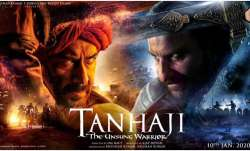 Tanhaji: The Unsung Warrior Trailer LIVE UPDATES: Ajay Devgn shares powerful teaser and poster ahead