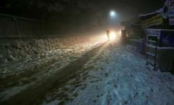 Srinagar records coldest night of season
