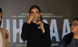 Deepika Padukone breaks down as she talks about Malti at Chhapaak trailer launch