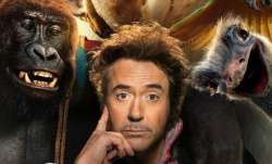 Robert Downey Jr, Dolittle