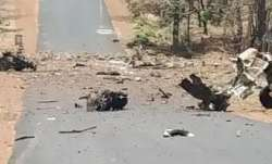 Gadchiroli attack: NIA files chargesheet against 12 Naxals