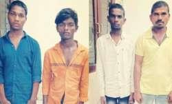 Hyderabad vet gangrape murder accused