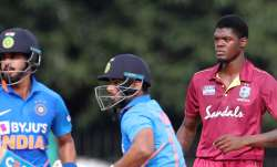 Live Score India vs West Indies, 1st ODI: Iyer-Pant stand takes India forward