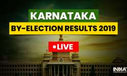 Karnataka by-election results LIVE updates