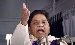 A file photo of Mayawati