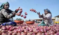 Onion prices ease in Delhi amid increased arrivals