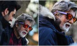 Latest News Brahamastra: Amitabh Bachchan shoots at minus 3 degrees in Manali with Ranbir Kapoor (Pi