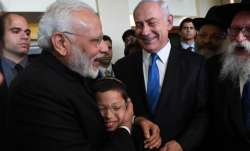 PM Modi pens emotional letter to Moshe Tzvi, youngest 26/11 survivor