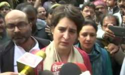 Priyanka Gandhi blames UP govt for Unnao rape victim's death