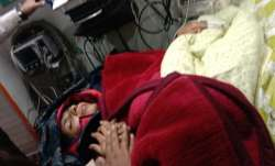 Swati Maliwal admitted to LNJP hospital