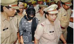 UP law student, who accused Chinmayanand of rape, gets bail after 2 months