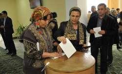 Uzbek envoy briefs Indian observers going to monitor polls in Uzbekistan