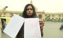 International shooter Vartika Singh offers to be executioner to hang Nirbhaya's rapists