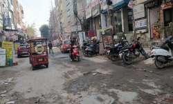 Dwarka Sector 7 Ramphal Chowk road