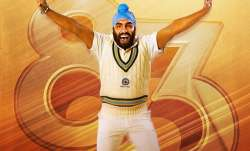 Ranveer Singh introduces Ammy Virk as 'Swingin Sardarji' Balwinder Singh Sandhu in '83 latest poster