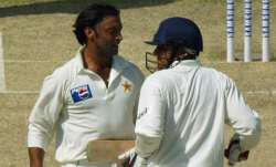 Have more money than your hair on head: Shoaib Akhtar tells Virender Sehwag