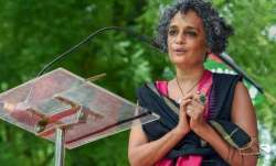 Efforts being made to normalise Islamophobia: Arundhati Roy