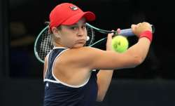 Barty plays Alison Riske in the fourth round