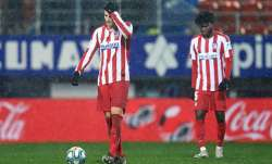 Copa del Rey: Atletico Madrid ousted by 3rd-division team Cultural Leonesa