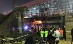 Bhubaneswar airport Worker dies after roof of under-construction building collapses