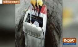 Maharashtra: Bus falls in well in Malegaon, 25 passengers injured