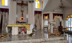 Church of St Francis of Assisi attacked, ransacked by miscreant in Bengaluru