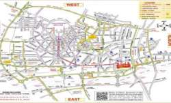 Delhi Traffic Advisory for Republic Day: Routes to avoid and take today
